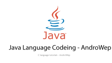 java-tutorials in androwep