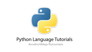 python-language-tutorials-AndroWep